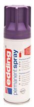 EDDING Acryllack Spray seidenmatt  - lila