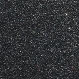 Glitterkarton, A4 schwarz