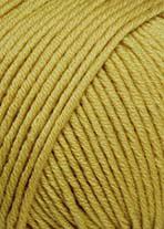 Lang Yarns Merino+ Farbe 111 Ocker