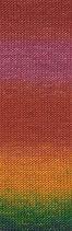 Lang Yarns Merino 150 Dégradé –Farbe 007