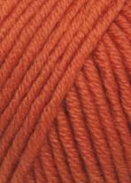 Lang Yarns Merino+ Farbe 259 Mandarine