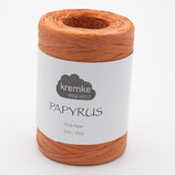 Bast PAPYRUS, Kremke Soul Wool –Farbe 91, Burnt Orange