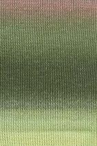 Lang Yarns Baby Cotton Color BIO - Farbe 158 SPRING (Grüntöne/Lachs)