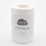 Bast PAPYRUS, Kremke Soul Wool –Farbe 01, Weiss