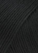 Lang Yarns Baby Cotton BIO - Farbe 004, Schwarz