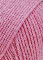 Lang Yarns Merino+ Farbe 129 Koralle Melange