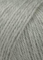 Lang Yarns Baby Alpaca Farbe 003, Hellgrau Mélange