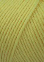 Lang Yarns Merino 150 –Farbe 13 Hellgelb