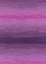 Lang Yarns Merino+ Color Farbe 165 Fuchsia/Beere