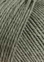 Lang Yarns Merino 150 –Farbe 326 Dunkelbeige Mélange