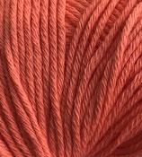 Lang Yarns Baby Cotton BIO - Farbe 128 Koralle