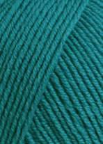 Lang Yarns Merino 150 –Farbe 272 Dunkeltürkis