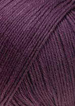 Lang Yarns Baby Cotton BIO - Farbe 064, Weinrot
