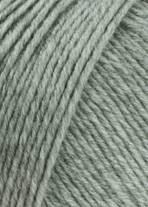 Lang Yarns Merino 150 –Farbe 324 Grau Mélange