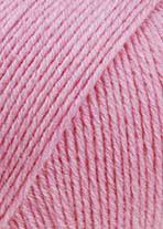 Lang Yarns Merino 150 –Farbe 129 Coral Mélange