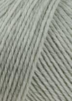 Lang Yarns Merino 150 –Farbe 223 Hellgrau Mélange