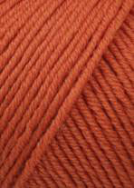 Lang Yarns Merino 150 –Farbe 159 Mandarine