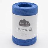 Bast PAPYRUS, Kremke Soul Wool –Farbe 24, Blau