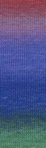 Lang Yarns Merino 150 Dégradé –Farbe 004