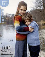 Punto 28 Kids –Anleitungen für Kinder in Merino 150 (Dégradé und Uni)
