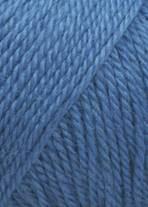Lang Yarns Baby Alpaca Farbe 110, Stahlblau