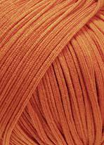 Lang Yarns Copenhagen Farbe 059, Tangerine