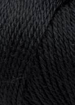 Lang Yarns Baby Alpaca Farbe 004, schwarz