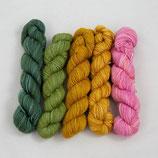 Manos del Uruguay Silk Blend Fino Minis Set: Dorothea