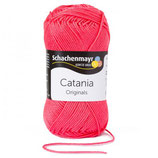 Schachenmayr Catania Farbe 256 Himbeer