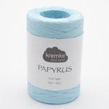 Bast PAPYRUS, Kremke Soul Wool –Farbe 19, Mint/Hellblau
