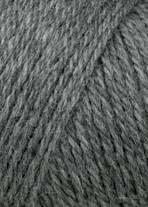 Lang Yarns Baby Alpaca Farbe 005, Grau Mélange