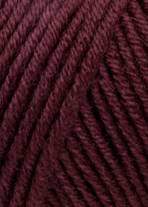 Lang Yarns Merino+ Farbe 63 Weinrot