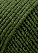 Lang Yarns Merino+ Farbe 398 Olive