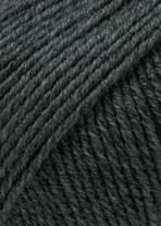 Lang Yarns Merino 150 –Farbe 270 Dunkelgrau Mélange