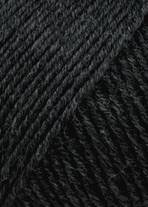 Lang Yarns Merino 150 –Farbe 005 Anthrazit Mélange