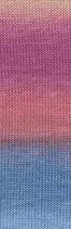 Lang Yarns Merino 150 Dégradé –Farbe 001