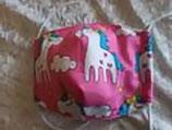 Behelfsmasken für Kinder