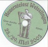 DVD vom Heuerntefest 2005