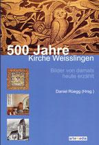 Buch zur Kirchengeschichte in Weisslingen