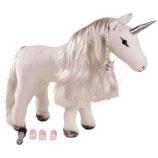Licorne à peigner