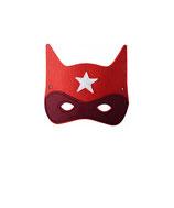 Masque de superhéro