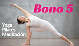 BONO 5 CLASES
