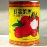 東栄 ライチのシロップ漬け 内容総量:567g 固形量:230g