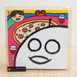ピサでのピザ