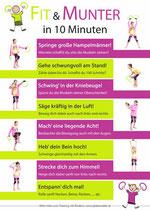 """Plakat """"Kids"""" Grundschule DIN A3 laminiert"""
