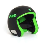 Shred black/green