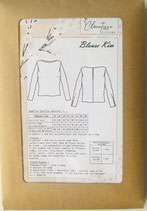 Patron blouse Kim