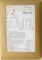 Patron pochette blouse Kim