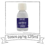 Base neutre en 50/50, 125ml
