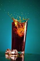 Boisson Blue cola